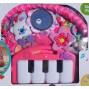 Коврик Panda Baby pink piano (розовое пианино) купить с доставкой по Минску и всей РБ